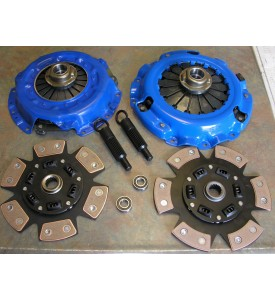 Heavy Duty Race Clutch with Puck Disc. 240mm