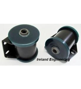 Urethane Rear Subframe Mounts - E9, E3, NK Sedan, E12, E24 (early)