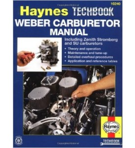 Haynes Weber Carb Manuals