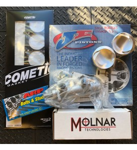 Tim Schreyer M20 High Compression M20 Piston and Rod package