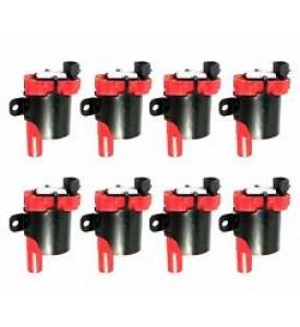 COIL, High Output use w/GM ECU, 03-07 4.8L/5.3L/6.0L trk 03-07 w/Mitsubishi coils