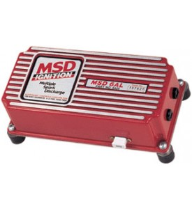 MSD-6A capacitive discharge ignition box
