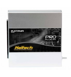Haltech Platinum PRO Direct Plug-in Mitsubishi EVO 9 MIVEC Kit - also suits JDM EVO 8 MR (6-spd) (REQUIRES AN I/O BOX TO ACCEPT AN INPUT FROM A FLEX FUEL SENSOR)