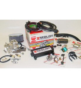 Universal 4cyl Fuel Injection System