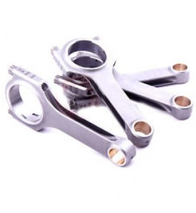 H-Beam Connecting Rod for BMW E30 M3 S14 Engine 144mm Length 2.0 2.3L