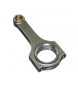 CXRacing H-Beam 128mm Connecting Rods for Opel 2.0 2.2 CIH Compression Height