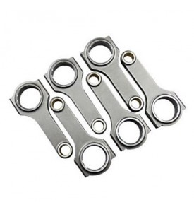 CXRacing H-Beam Connecting Rods for Volvo Modular Engines 147mm Rod Length