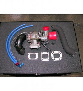 Stage-1 Package: For stock or mildly modified engines. For use from 200-250 HP and 6-15 psi boost.