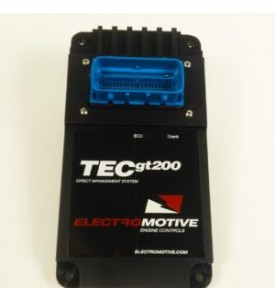 TECgt-200 ECU for Rotary Power Aircraft.