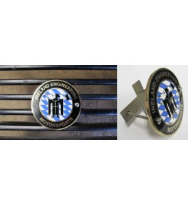 Ireland Engineering Grille Badge - 2.5""