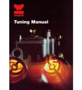 Weber Factory Tuning Manual