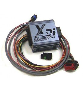 Electromotive XDI distributorless direct fire ignition system: