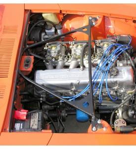 240Z Front Ultimate Strut Tower Brace