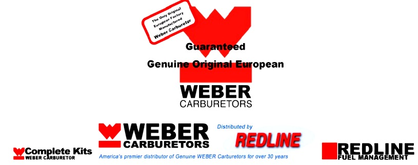 Top End Performance - Weber Carbs and Parts  Genuine Made in Spain