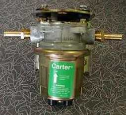 carter1 top end performance weber specific electric fuel pumps weber GM Fuel Pump Wiring Diagram at bayanpartner.co