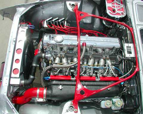 Weber Auto Sales >> Top End Performance - Z Car Triple Sidedraft Weber Carb and Fuel Injection Conversions - Datsun ...